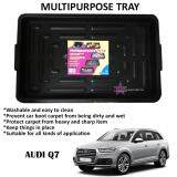 Broz Audi Q7 Multipurpose Universal One Tray For All Purpose - For Car Rear Boot (80 x 50 x 5.2cm)