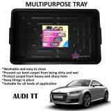 Broz Audi TT Multipurpose Universal One Tray For All Purpose - For Car Rear Boot (80 x 50 x 5.2cm)