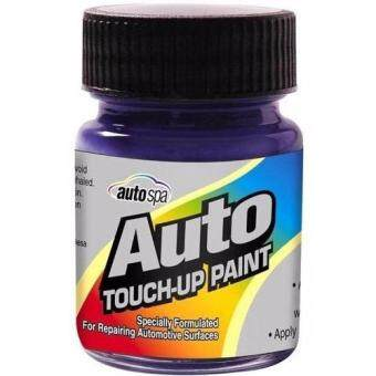 AutoSpa Touch Up Paint - NISSAN ALMERA / LATIO - 1 Set Comes With 3Complete Bottles