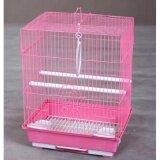 Bird Cage 14″x11″x18″H Random Color (C405)