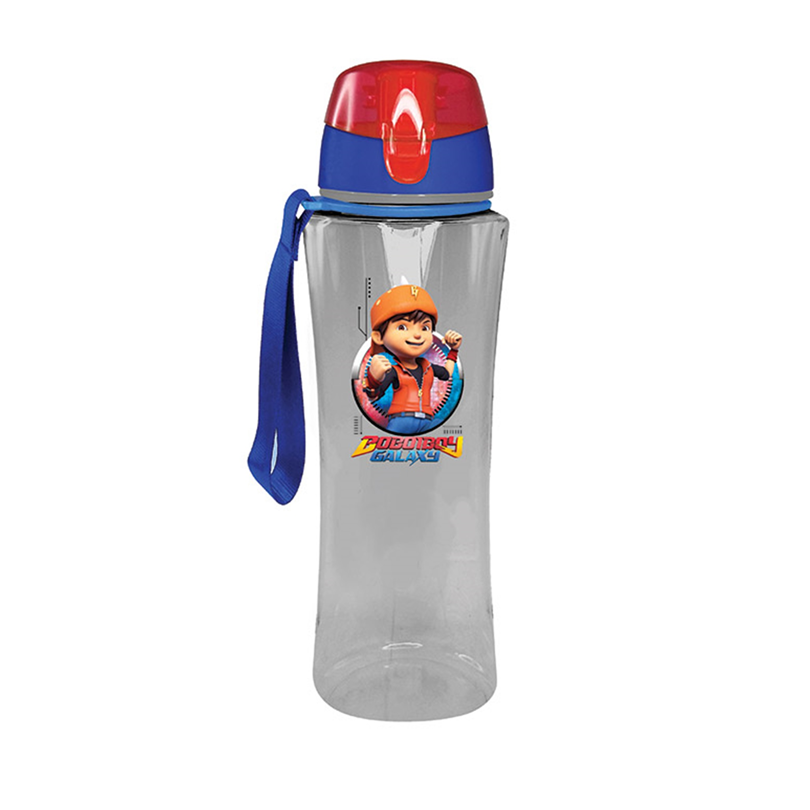 BoBoiBoy 650ML PC Bottle - Blue Colour