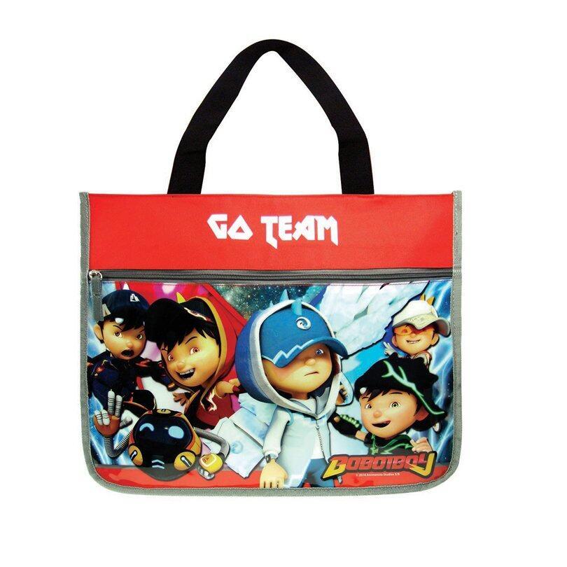 BoBoiBoy Tuition Bag - Red Colour