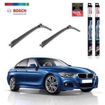 Bosch Aerotwin Plus Set BMW 3 Series [F30] 2009-2011 (SIZE: 24 inch + 19 inch) - 3397006837 + 3397006832