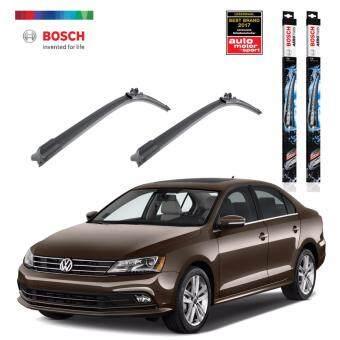 Bosch Aerotwin Plus Set Volkswagen Jetta [162] 2011-2014 (SIZE: 24 inch + 19 inch) - 3397006837 + 3397006832