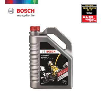 Bosch Premium X7 Fully Synthetic Engine Oil 5W40 - 1987L24073