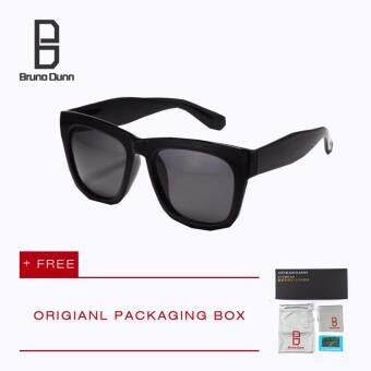 Bruno Dunn 2017 New Brand Men  s women s Polarized Retro Sunglasses Street  Fashion UV 0ea2a36cba