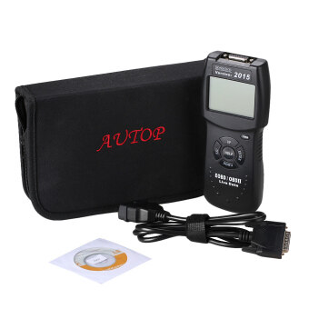CAN OBD II D900 Car Scan Tool Scanner Reader