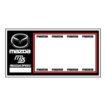 Harga Car Road Tax Sticker Mazda