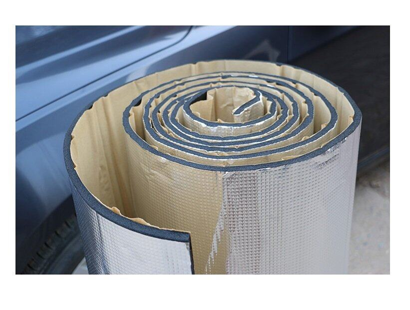 Car Sound Proof Heat Sound Insulation For Hood Bonnet