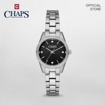 Chaps Neely Silver/Steel Stainless Steel Watch CHP3037