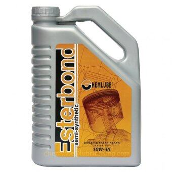 Chemlube Esterbased Semi Synthetic Engine Oil SN 10W-40 4L