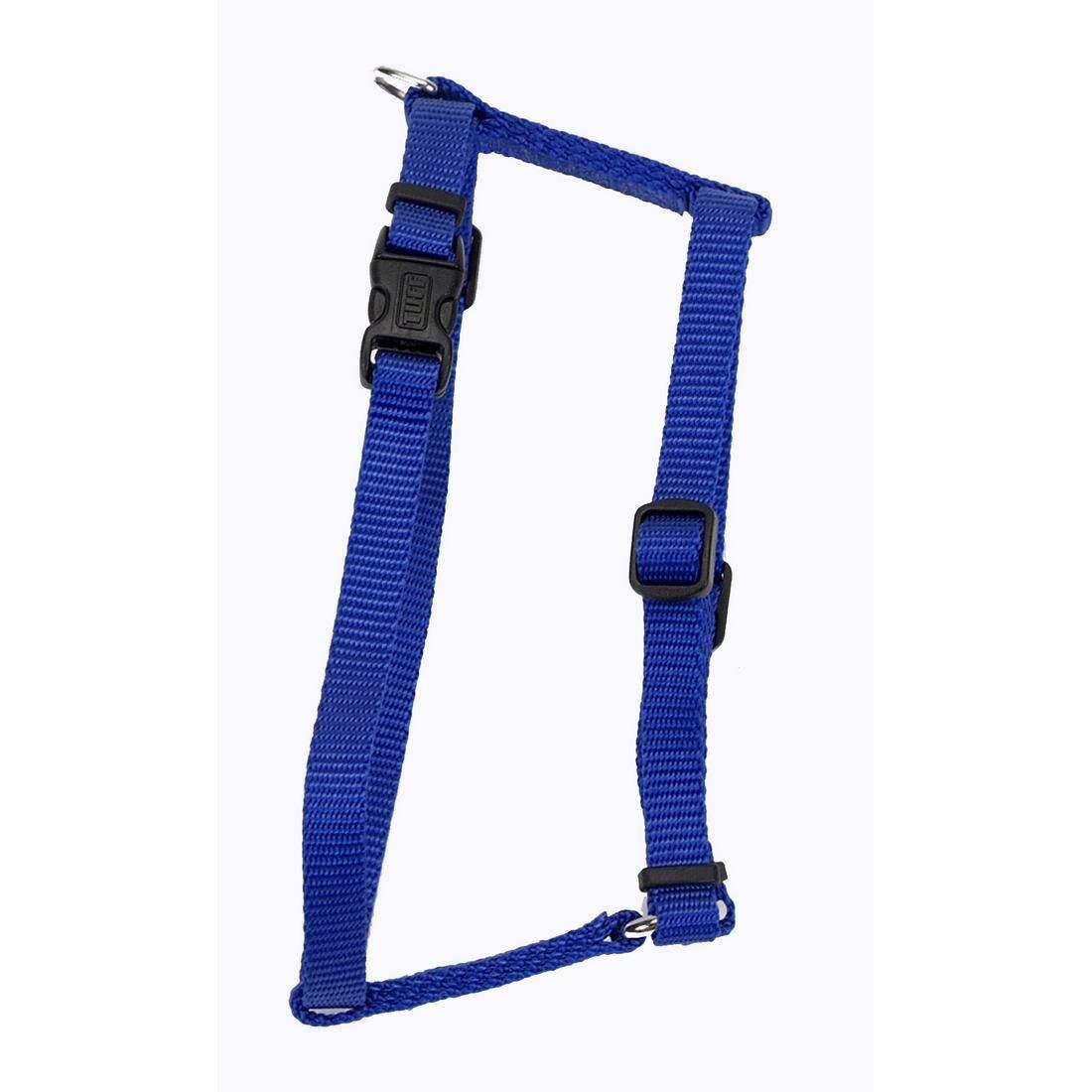"""[Coastal] Harness Adjustable Nylon 3/8"""" - Extra Small - Blue"""