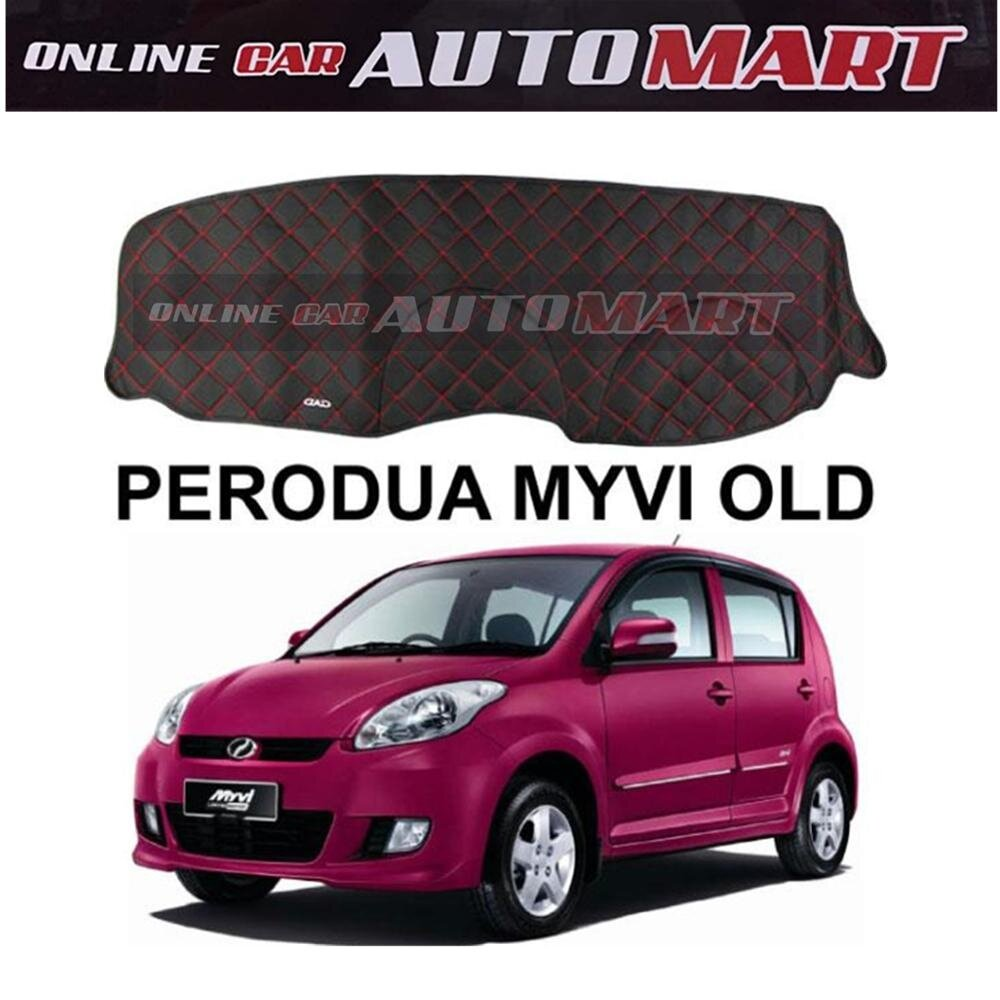 DAD Non Slip Dashboard Cover - Myvi Yr 2005