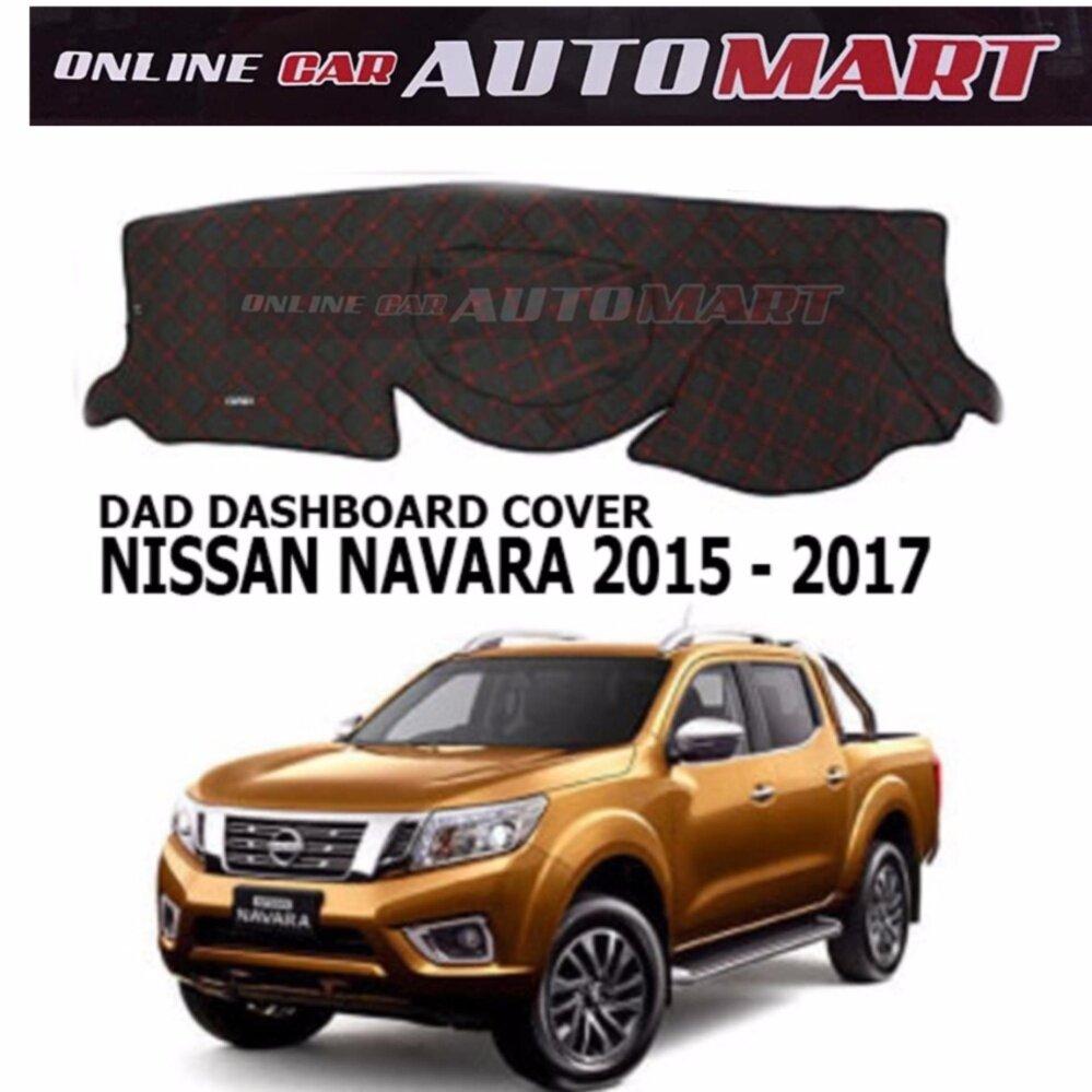 DAD Non Slip Dashboard Cover - Nissan Navara Yr 2015