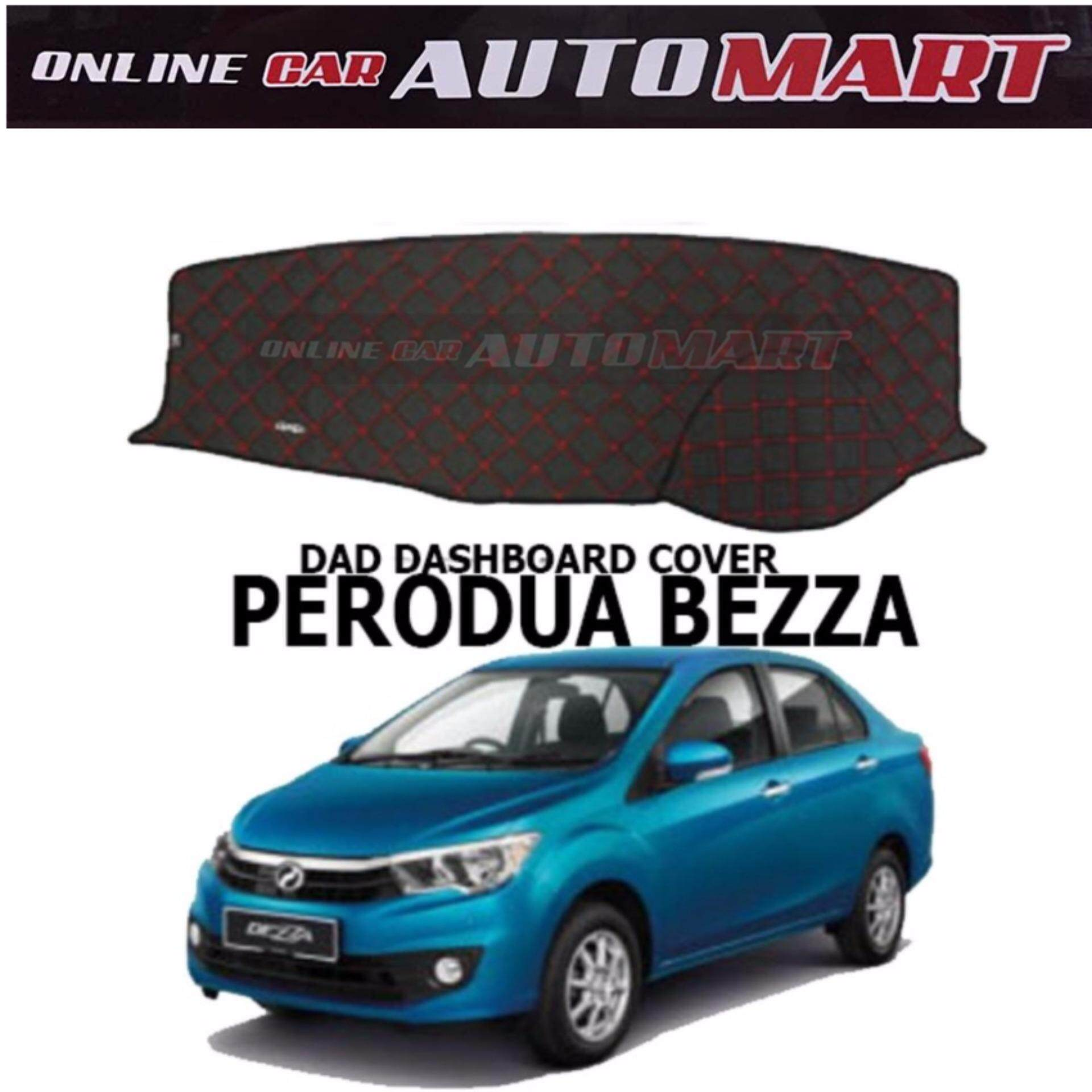 DAD Non Slip Dashboard Cover - Perodua Bezza