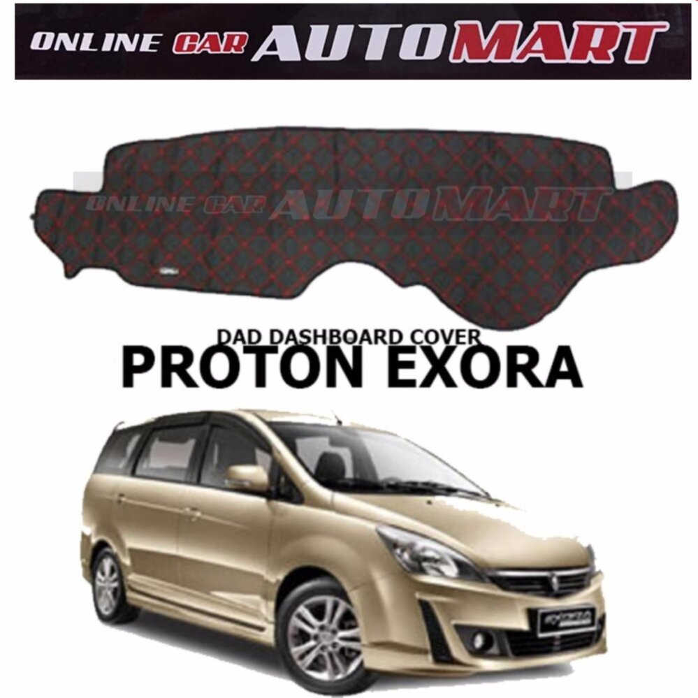 DAD Non Slip Dashboard Cover - Proton Exora