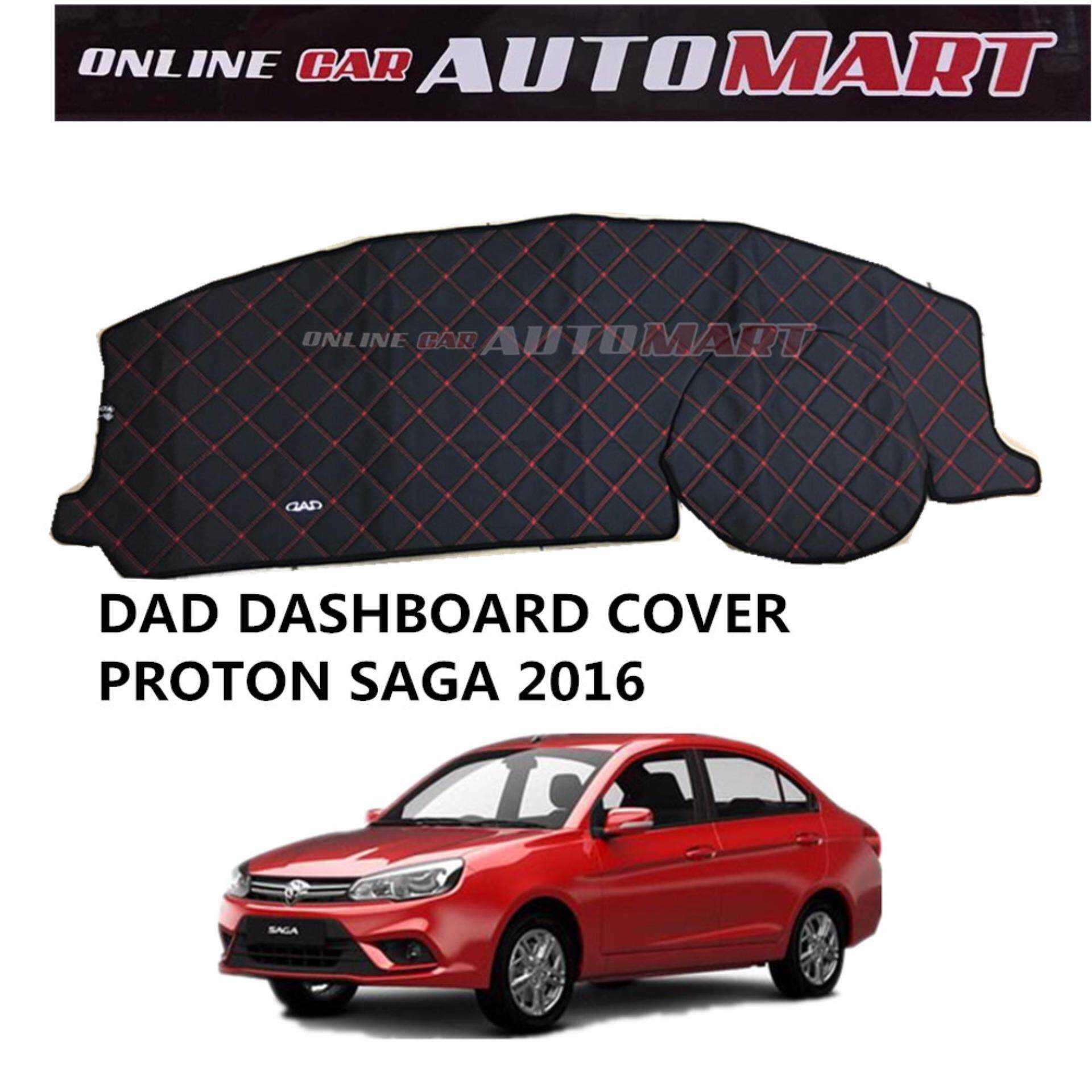 DAD Non Slip Dashboard Cover - PROTON SAGA YR2016