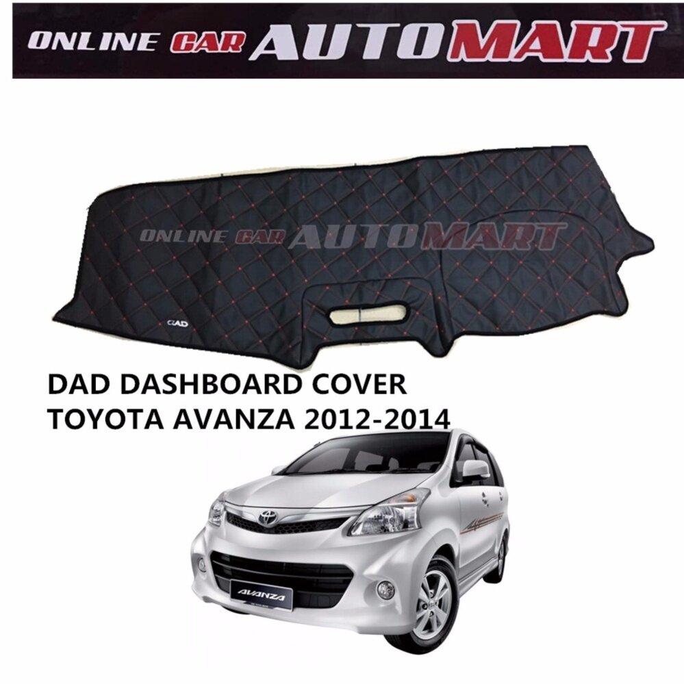 DAD Non Slip Dashboard Cover - Toyota Avanza Yr 2012 - 2014