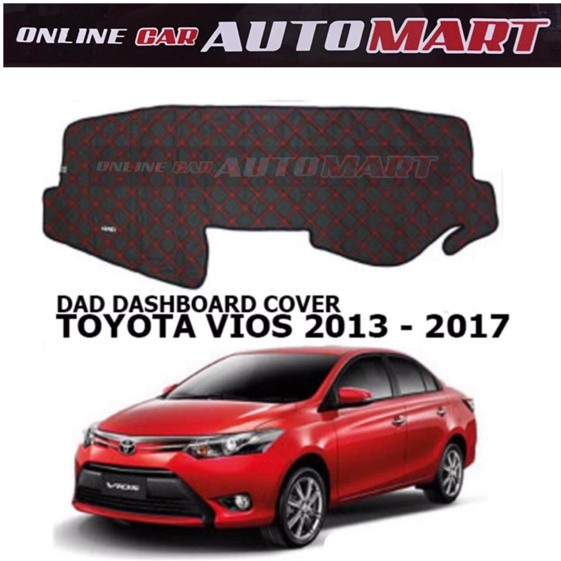 DAD Non Slip Dashboard Cover - Toyota Vios Yr 2013