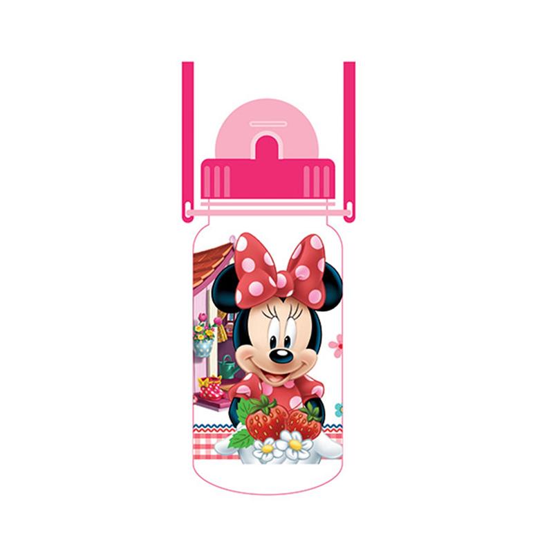 Disney Minnie 350ML Tritan Bottle - Pink Colour