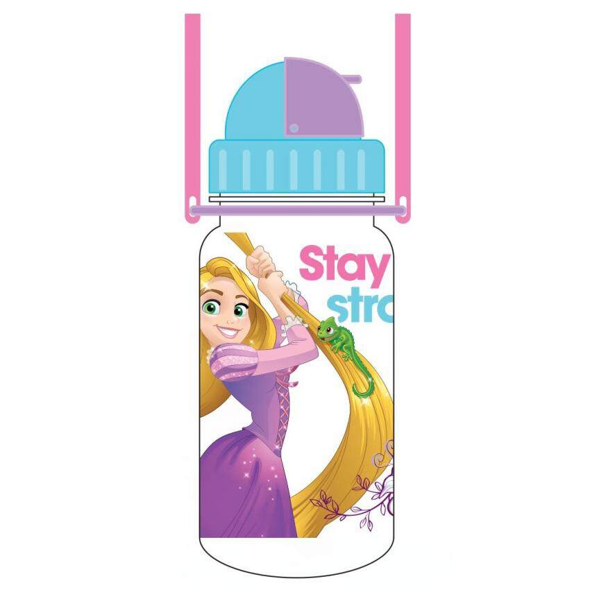 Disney Princess 350ML Tritan Bottle - Blue Colour