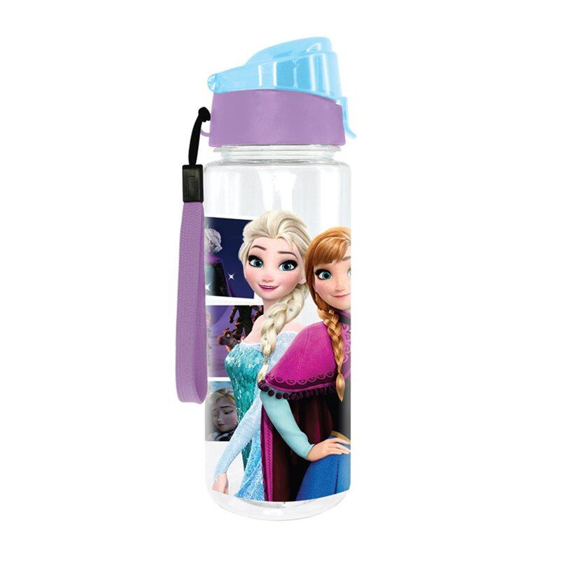 Disney Princess Frozen 650ML Tritan Bottle - Purple Colour