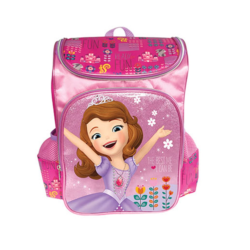 Disney Princess Sofia Pre School Bag - Wonderful Sofia
