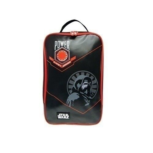 Disney Star Wars Kylo Ren Shoe Bag - Black And Red Colour