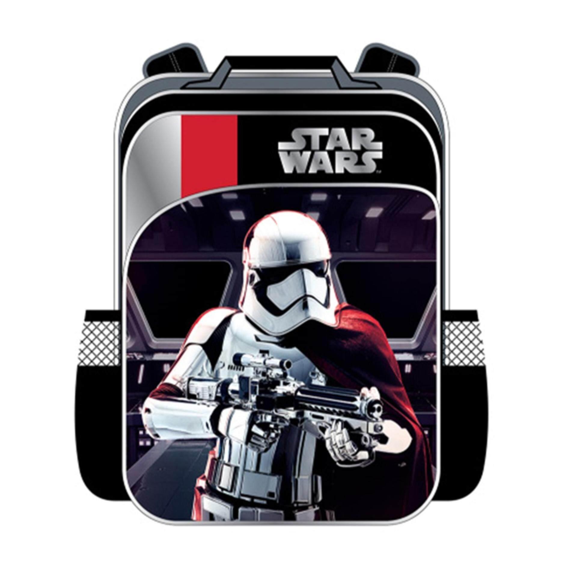Disney Star Wars Pre School Bag - Stromtrooper