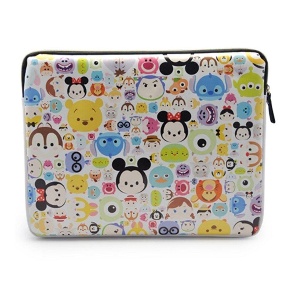 Disney Tsum Tsum Computer Bag 15 Inches - White Colour