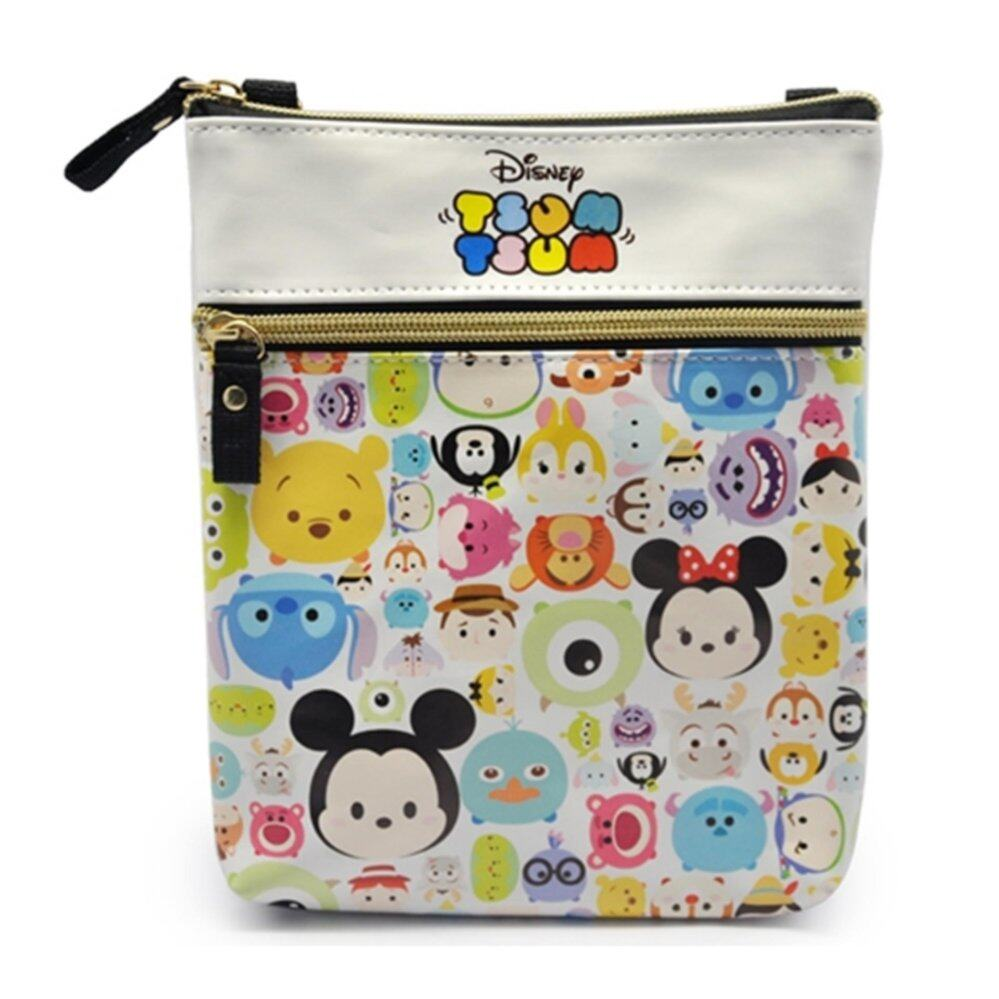 Disney Tsum Tsum Sling Bag - White Colour