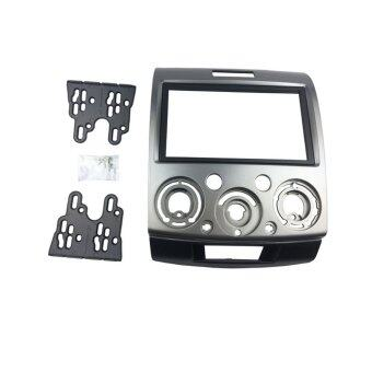 Harga Double Din Fascia for Ford Ranger Mazda BT-50 Dash Kit