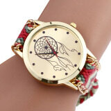 Dreamcatcher   Friendship Bracelet Watches Women Braid Dress Watches Gift Watches - 3