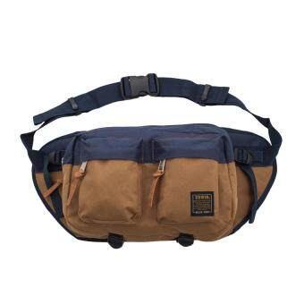 Edwin Pouch Bag (Brown)