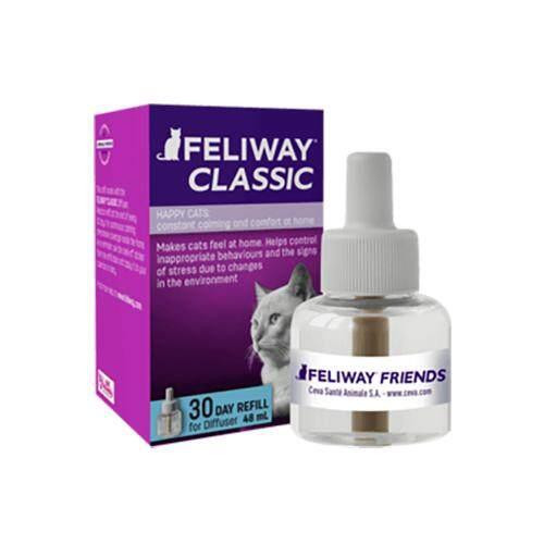 [FELIWAY] Feliway Classic Refill 48ml