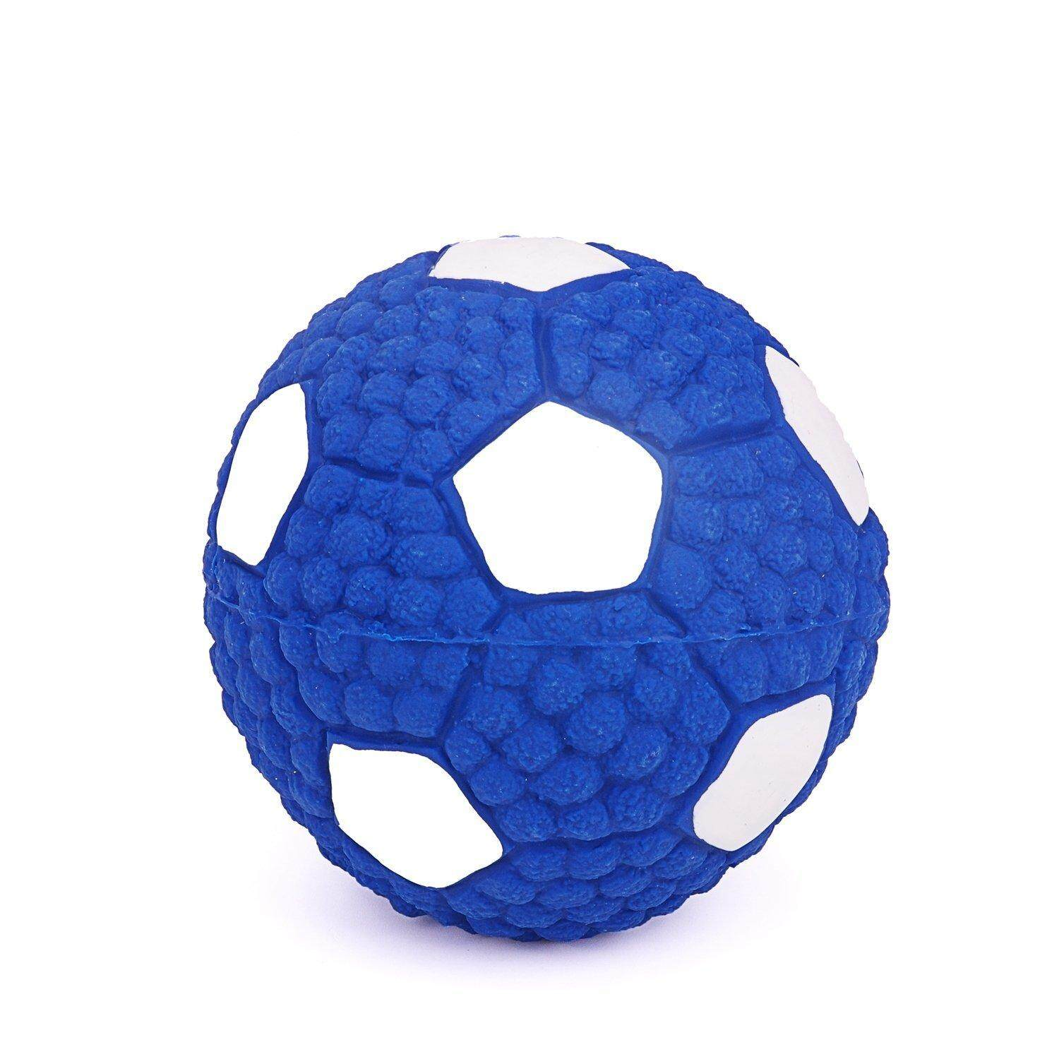 [FUN TIME] Studded Squeaky SoccerBall
