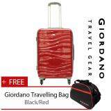 Giordano BQ1206 20 Hard Case PC- 4W (Red)