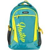 Haitop HN1662 19'' Notebook Backpack (Green/Yellow)