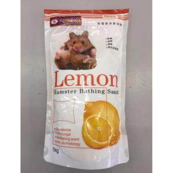 Harga Hamster Bathing Sand Lemon 1kg