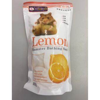 Harga Hamster Bathing Sand Lemon 500Gm