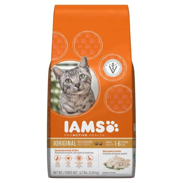 [IAMS] PROACTIVE Health Adult Cat With Chicken - 16LBS