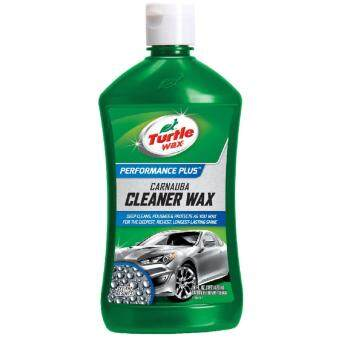 Harga Turtle Wax Perfomance Plus Carnauba Cleaner Wax T-6A (473ML)