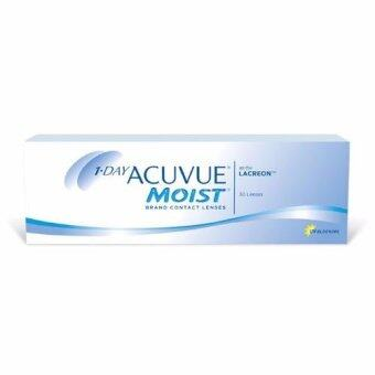 Harga 1-Day Acuvue Moist Contact Lens (-5.25)