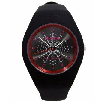 Harga Hijra Anticlockwise Watch - Cerchio Black Spidey Limited Edition (Jam Tawaf)