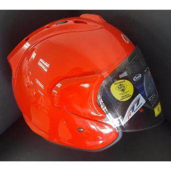 Harga ARAI SZ-RAM 4 GLOSS RED Motorcycle Helmet