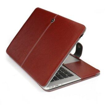 Harga MAC Carry Bag for Macbook Air 13 inch Case Fashion Leather Sleeve Case for Macbook Air 13.3 Inch (A1466 / A1369) Shell Cover Bag Laptop for Mac Laptop Cases Ultrabook Notebook Cover bag (A1466& A1369)