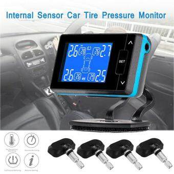 Harga L2 TPMS Wireless Tire Pressure Monitoring W/ 4 Internal Sensors Fr Car SUV WAGON