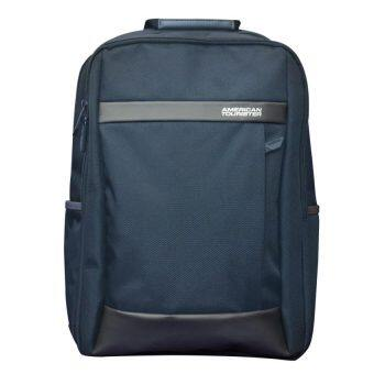 Harga American Tourister Kamden Laptop Backpack Navy