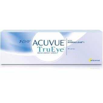 Harga 1 Day Acuvue TruEye Contact Lens (-5.00)