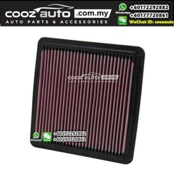 Harga SUBARU IMPREZA WRX STI Version 10 11 12 2.5 2008 - 2016 K&N High Performance Stock Replacement Washable Air Filters